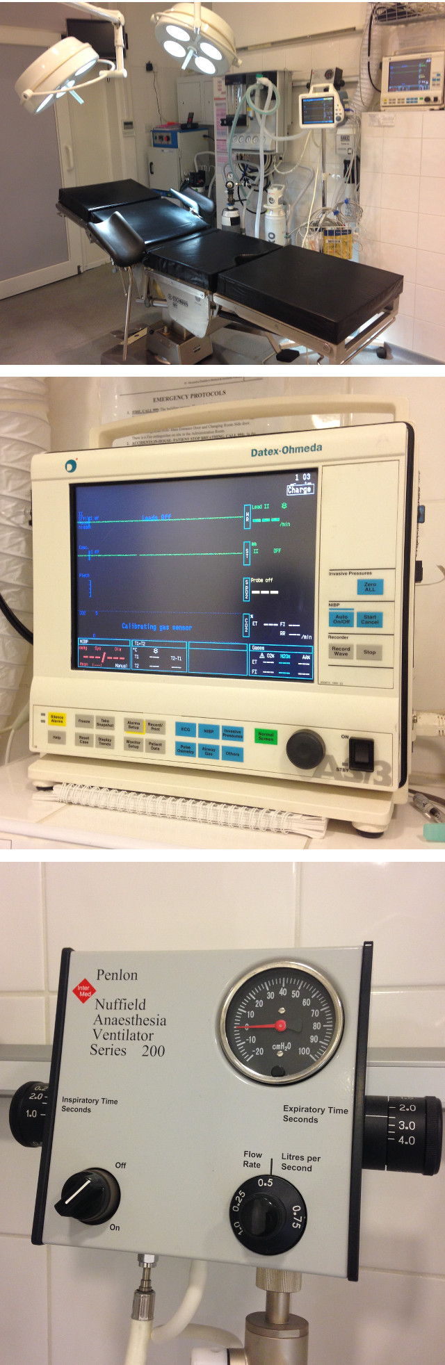 Operating Theatre Equipment